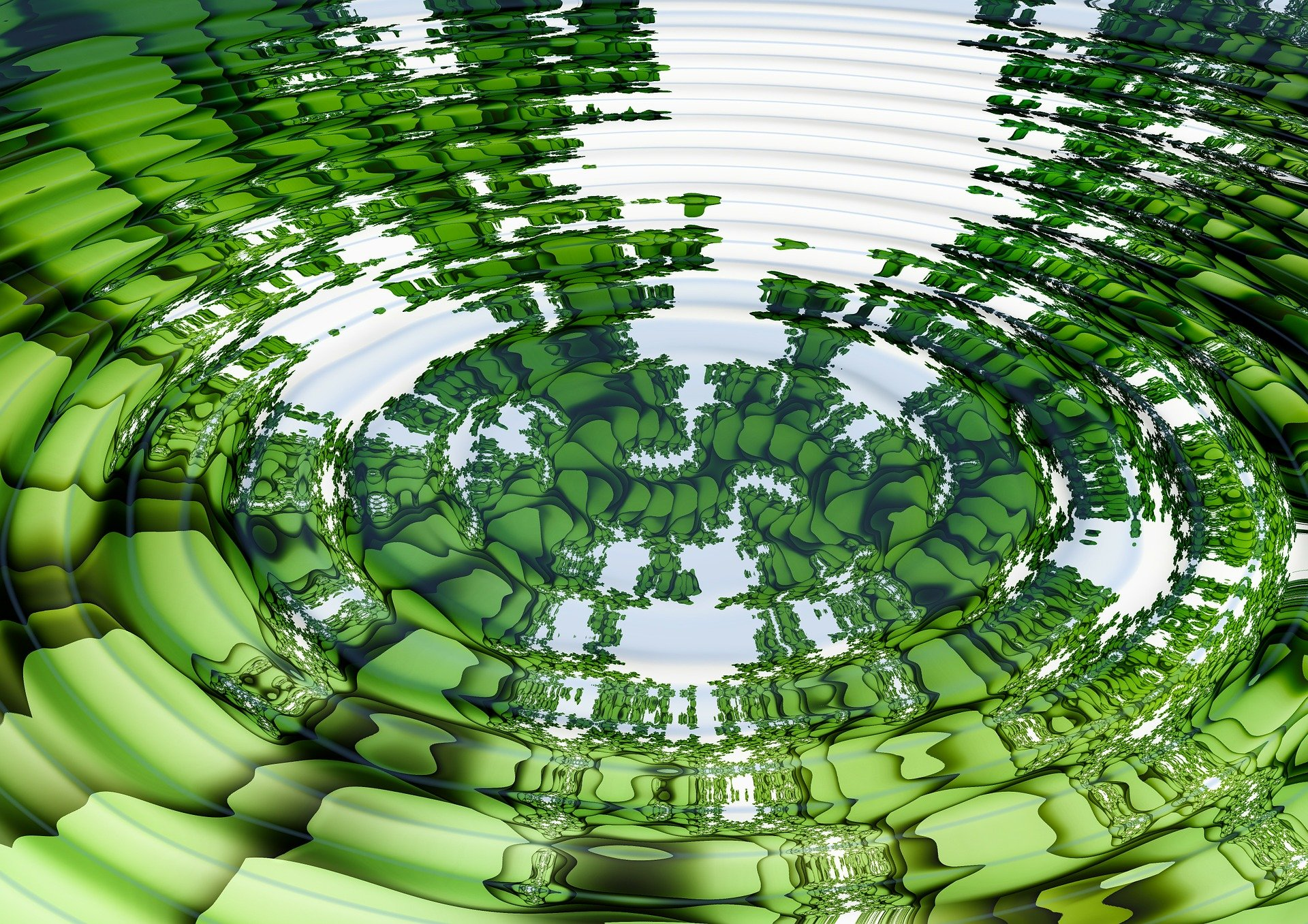 Seeding change-Energy follows thought