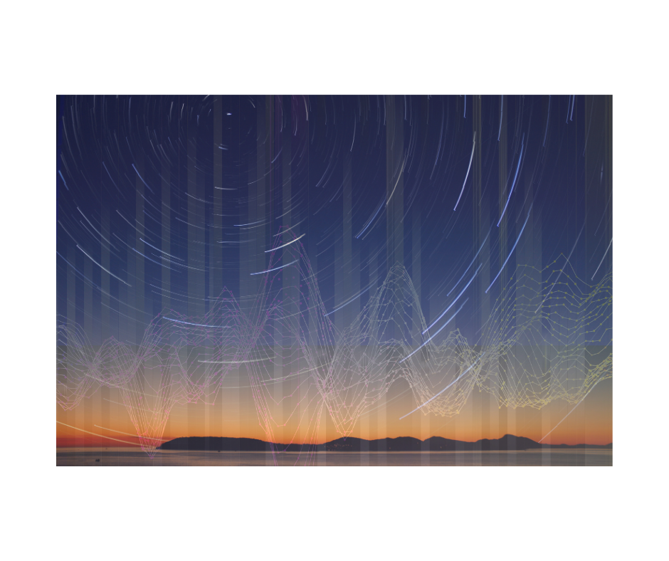 Sound waves of the sunrise