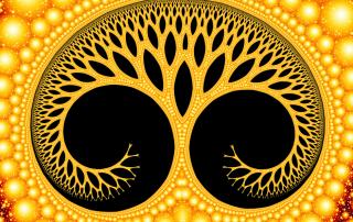 tree of life fractal
